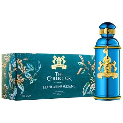 Alexandre.j Mandarine Sultane Edp 100ml Unisex Tester Parfüm