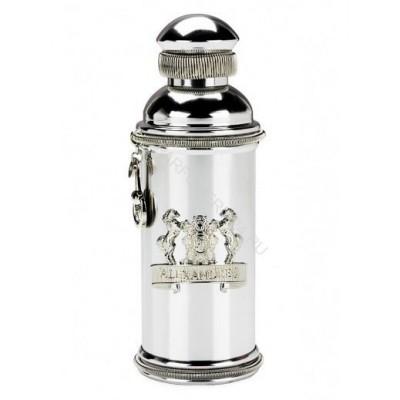 Alexandre.j Silver Ombre Edp 100ml Unisex Tester Parfüm