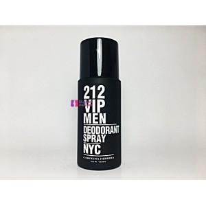 Carolina Herrera 212 Vip Men 150ml Erkek Deodorant