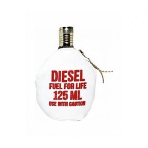 Diesel Fuel For Life Beyaz Edt 125ml Unisex Tester Parfüm