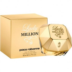 Paco Rabanne Lady Million Edp 80ml Bayan Özel Kutulu Parfüm