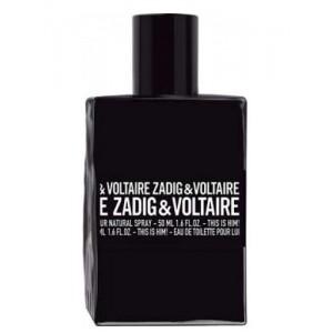 Zadig Voltaire This İs Him Edt 100ml Erkek Tester Parfüm